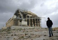 In Greece, Focus on Justice