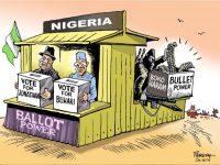 Nigeria an election under fire