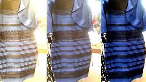 Why blue/black/white/gold dress went viral
