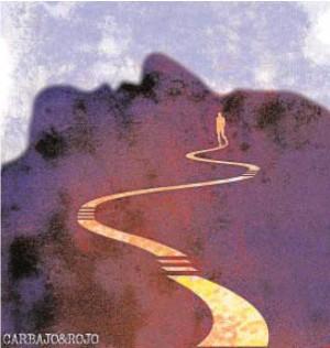 El escarpado camino hacia la humildad