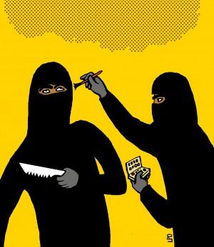 El nuevo rostro del terrorismo