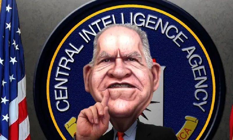CIA director John Brennan Photo illustration: DonkeyHotey / Flickr via Creative Commons