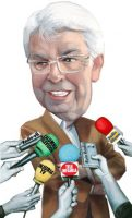 Felipe González en Venezuela
