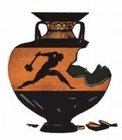 Grecia y los restos de arqueología