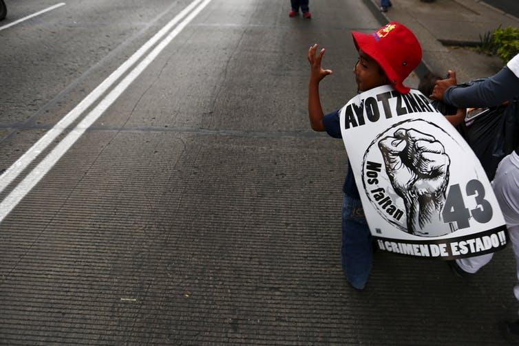 Not forgotten. Reuters/Edgard Garrido