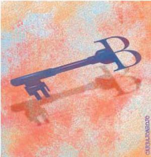La llave de Borges