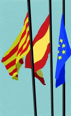 Catalán, español y europeo