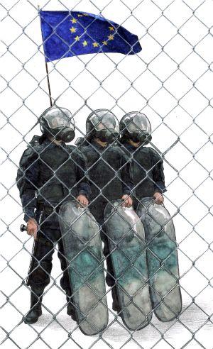 Guerra contra la inmigración