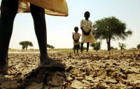 In Sudan, drought led to conflict and the displacement of many civilians. Lynsey Addario for The New York Times