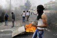 Dans la banlieue est de Jérusalem, le 7 octobre