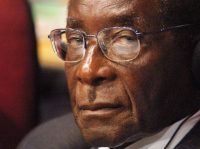 Robert Mugabe in 2002.CreditAnna Zieminski/Agence France-Presse