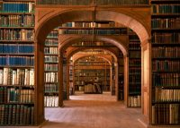 The Oberlausitzische Library of Sciences in Gorlitz, Germany. Credit Florian Monheim/Arcaid via Corbis