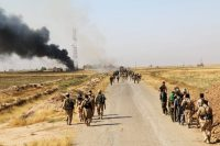 Pesh Merga fighters have pushed back the Islamic State. Training and equipping them properly could relieve pressure on the Iraqi government. Credit Reuters