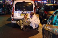 Being in the Stade de France attack was scary