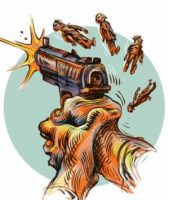 Crímenes de guerra y daños colaterales