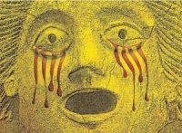 Lágrimas por Cataluña