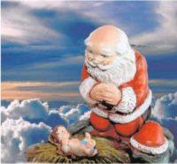 Papá Noel quiere ser… el cuarto Rey Mago