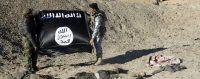 Drapeau de l'Etat islamique © Stringer / Reuters