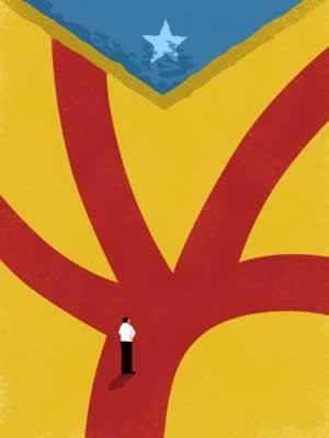 Cataluña ante las elecciones