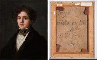 Retrato de Mariano Goya