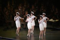 U.S. intelligence officials speculated that Pyongyang's nuclear test may have been prompted by China's treatment of North Korean pop band Moranbong, pictured here. (Charles Dharapak/AP)