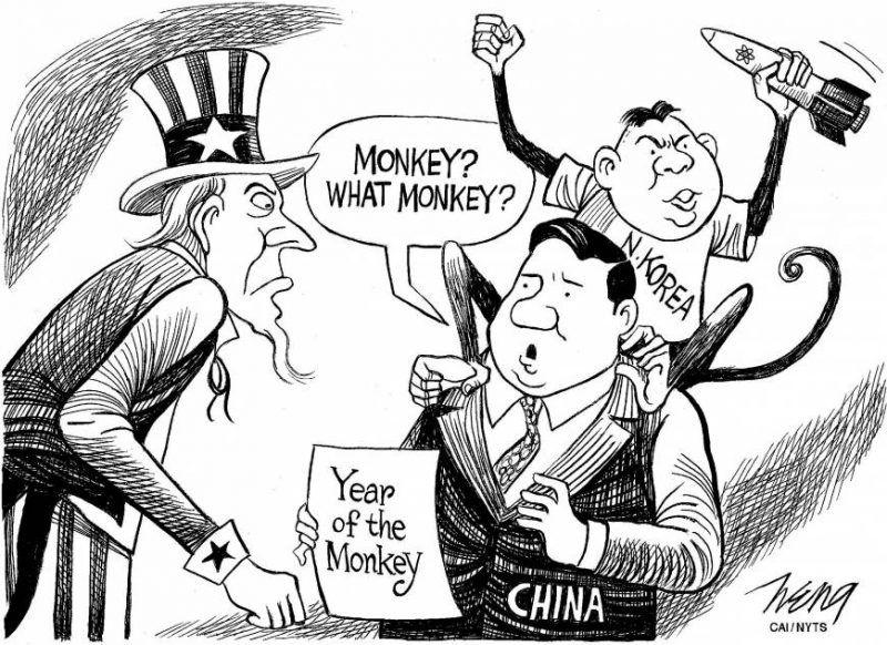 China pushes back on THAAD
