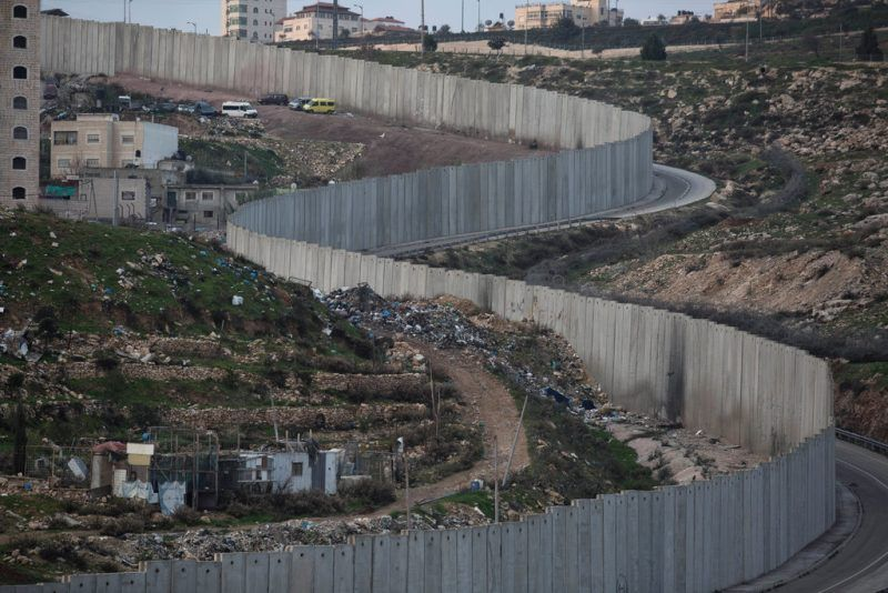 Only Separation Can Lead to a Two-State Solution
