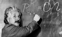 'Many physicists regard general relativity as a theory of exemplary beauty. But it's difficult too.' Photograph: AP