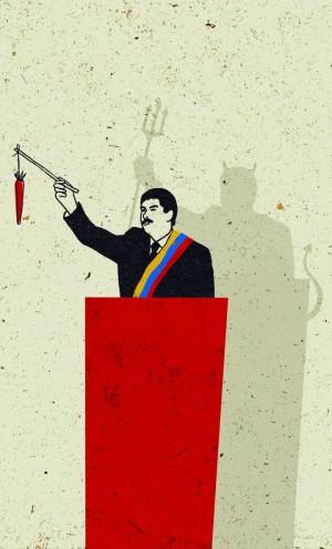 Venezuela el silencio cómplice