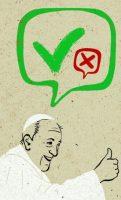 Un llamamiento al papa Francisco