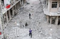 Pour Deraya, assiégée depuis 2012...AFP