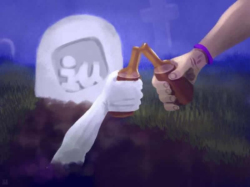 El pacto que convierte a un muerto en un zombi