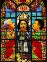 Margarita Robles y el honor de Dios