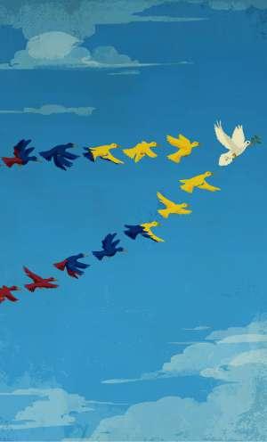De Moncada a la paz de La Habana