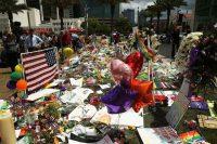 A Orlando, ce jeudi. Photo Spencer Platt. AFP.