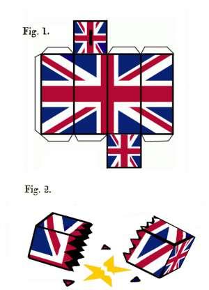 Sorprendente caja de Pandora británica