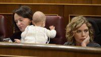 Ya no soy la chica con cara de circunstancias junto al bebé de Bescansa