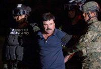 "Joaquín ""El Chapo"" Guzmán after he was recaptured on Jan. 8.Rebecca Blackwell/Associated Press"
