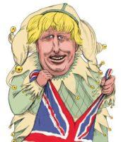 Johnson y la farsa británica