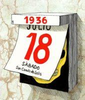 Memoria del 18 de julio de 1936