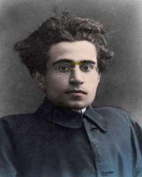 Portrait d'Antonio Gramsci (1891-1937).