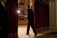 Le président Barack Obama lors de>son discours appelant à un «nouveau départ entre les Etats-Unis et le monde musulman», à l'université du Caire (Egypte), le 4 juin 2009. Photo Pete Souza. The White House