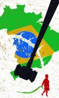 Brasil, una mala telenovela