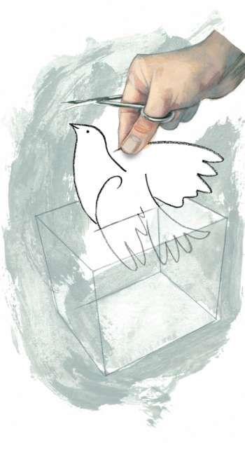 El precio de la paz
