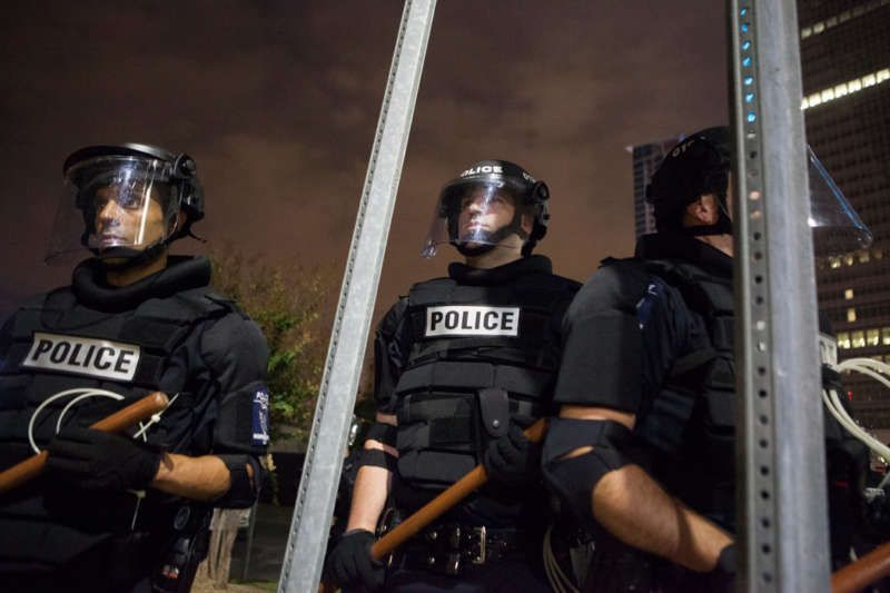 Police Violence American Epidemic, American Consent