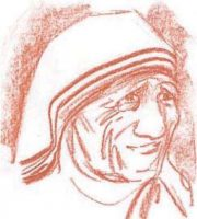 Santa Teresa de Calcuta