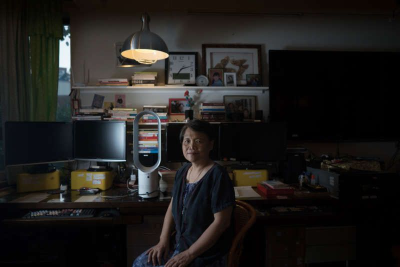 The People in Retreat An Interview with Ai Xiaoming