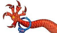 Slowing Chinese Aggression Illustration by Greg Groesch/The Washington Times