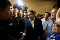 Juan Orlando Hernández, presidente de Honduras, optará a la reelección tras una serie de polémicas decisiones y en el contexto de un golpe de Estado en 2009 que impidió que el presidente entonces derrocado, Manuel Zelaya, consultara a la población sobre el tema. Credit Eduardo Verdugo/Associated Press