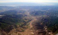 Fracking sites in northwestern Colorado. Photograph: Susan Heller/Flickr Vision